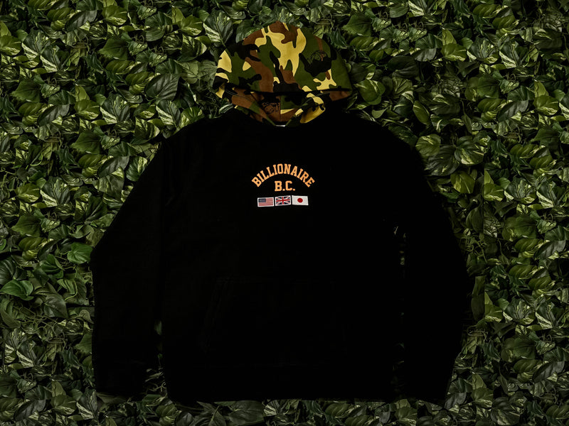 Billionaire Boys Club Mens Tour Hoodie