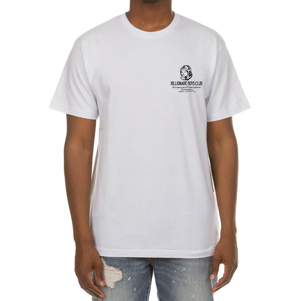 Billionaire Boys Club Mens BB Artisan SS Tee