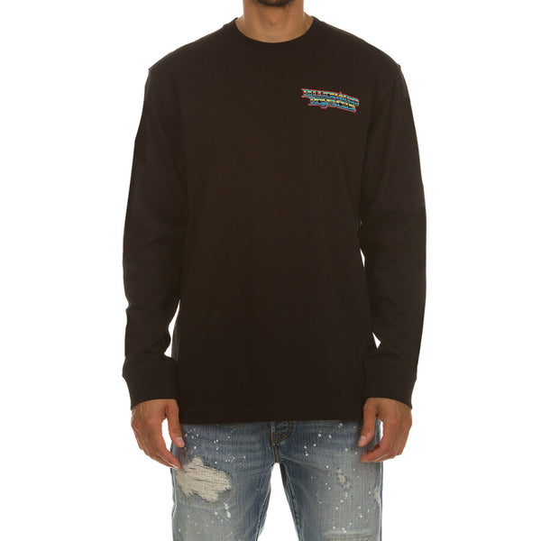Billionaire Boys Club Mens BB Stratas LS Knit Tee