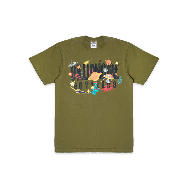 Billionaire Boys Club Mens Universe SS Tee