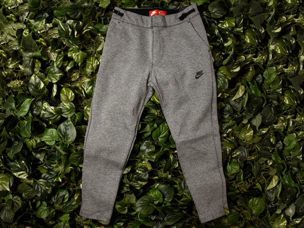 Men's Nike Tech Fleece Cropped Joggers [832120-091]