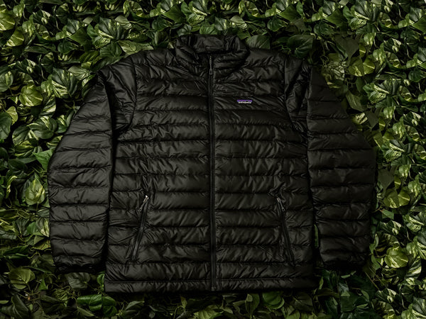 Men's Patagonia Down Sweater [84674-BLK]