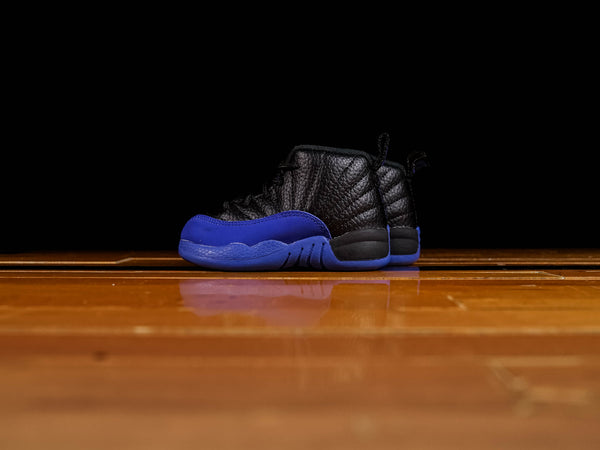 Kid's Air Jordan 12 Retro TD 'Game Royal' [850000-014]