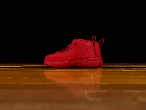 Toddler Air Jordan 12 Retro BT 'Gym Red' [850000-601]