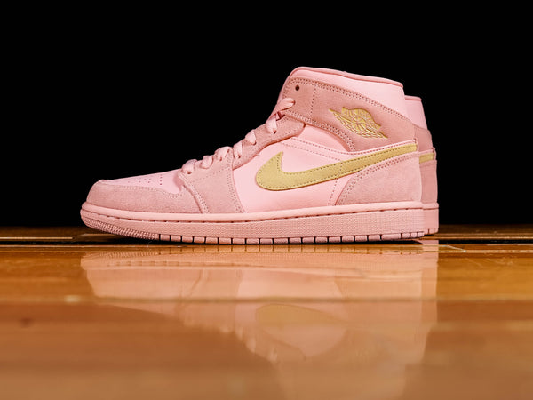 Men's Air Jordan 1 Mid SE 'Coral Stardust' [852542-600]