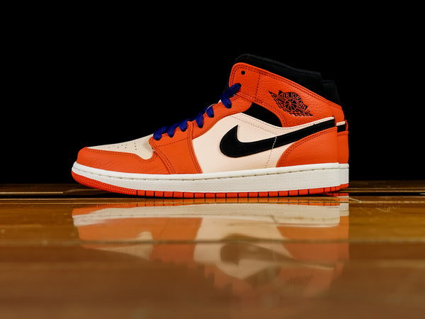 Men's Air Jordan 1 Mid SE  [852542-800]