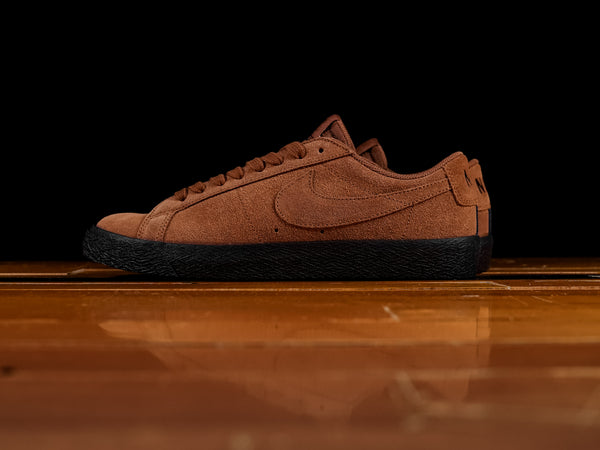Men's Nike SB Blazer Zoom Low 'Light British Tan' [864347-200]