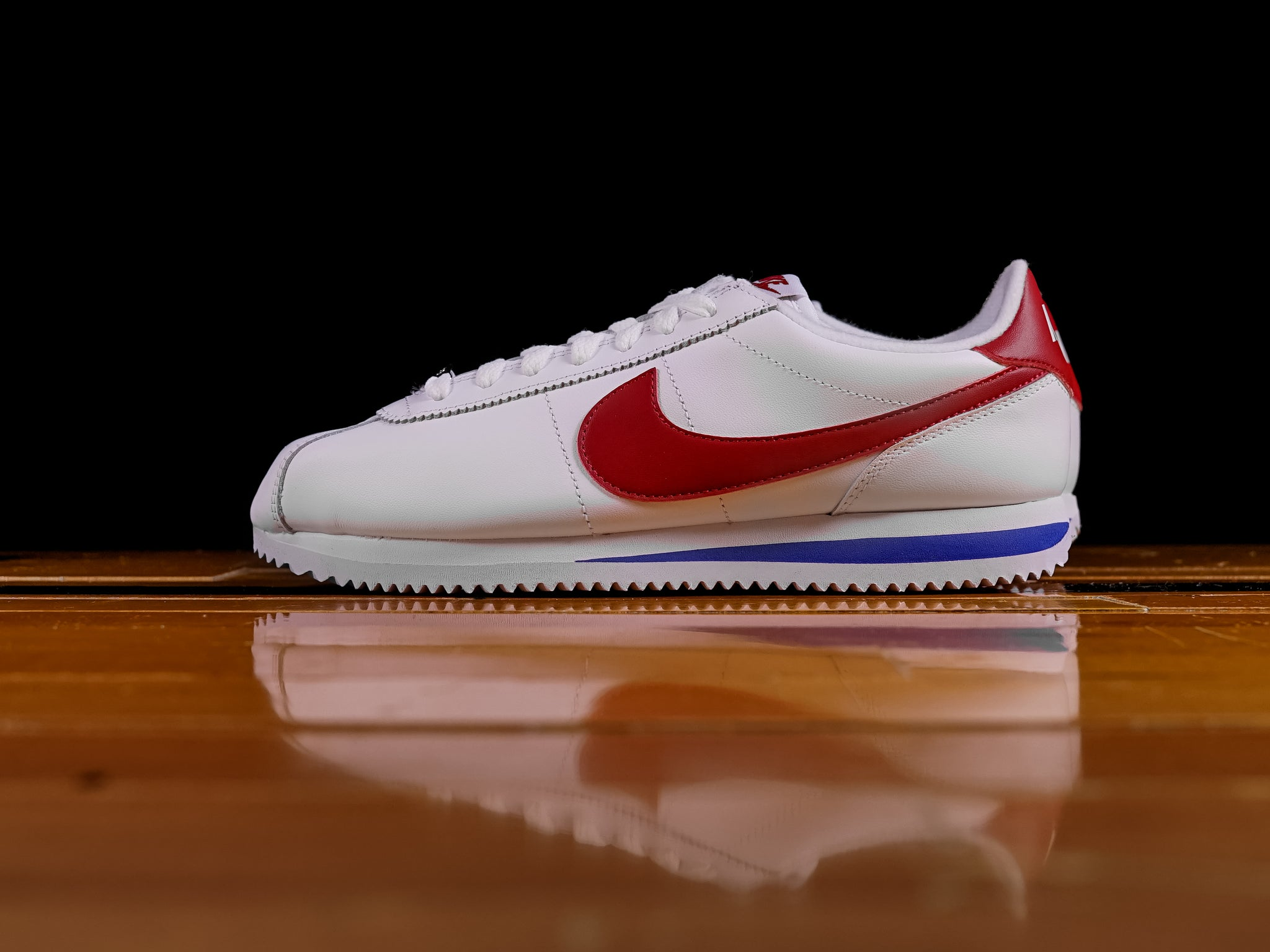 separation shoes d1a92 4c79e Men's Nike Cortez Leather OG 'Forrest Gump' [882254-164]