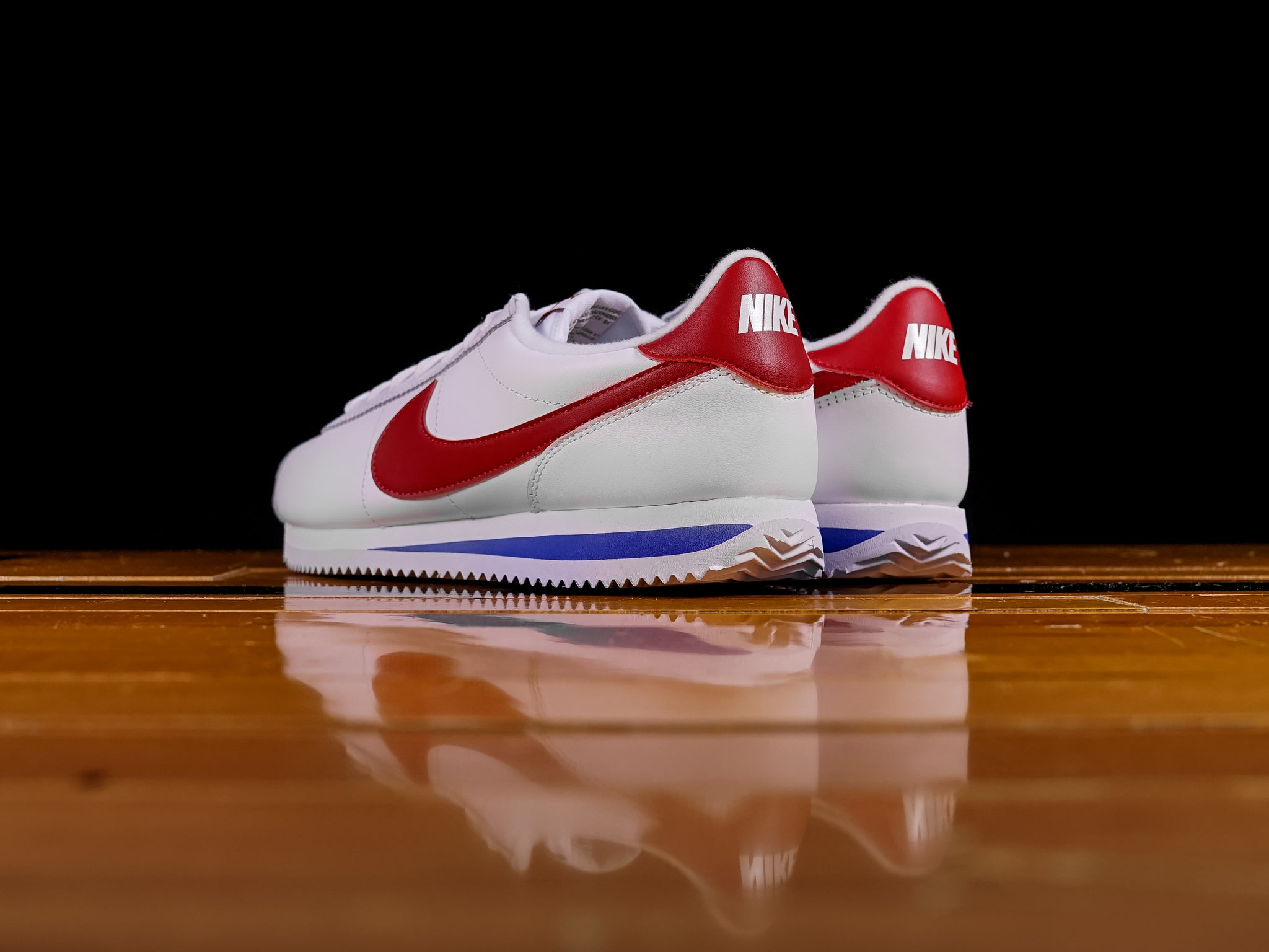 separation shoes f0837 6dd87 Men's Nike Cortez Leather OG 'Forrest Gump' [882254-164]
