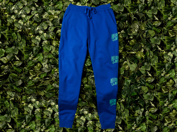 Men's Billionaire Boy's Club Sweat Pants [891-1100-BLUE]