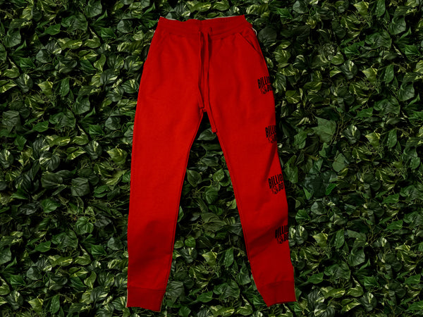 Men's Billionaire Boy's Club Sweatpants [891-1100-RED]