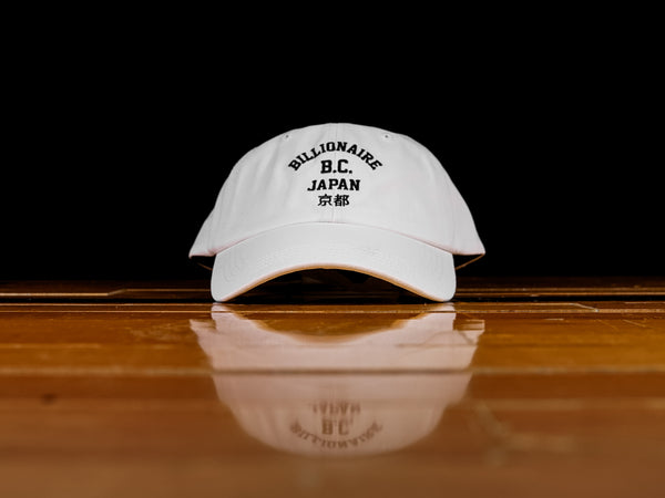 Men's Billionaire Boy's Club Japan Road Hat [891-1801-WHT]