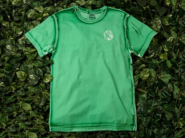 Men's Billionaire Boys Club Panel Arch Tee [891-3200-JADE]
