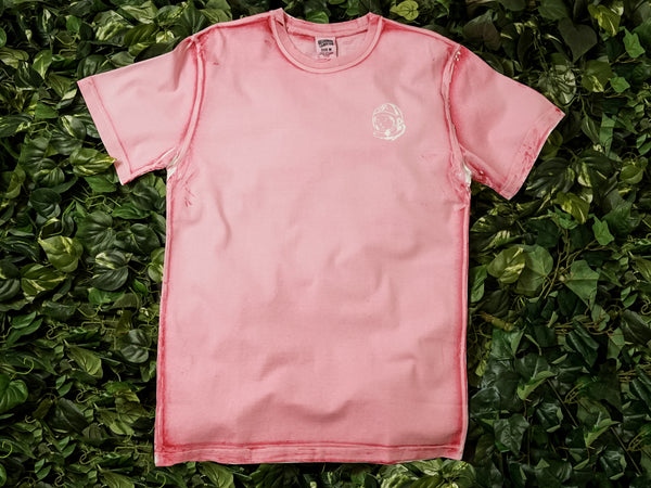 Men's Billionaire Boys Club Panel Arch Tee [891-3200-PRISM]