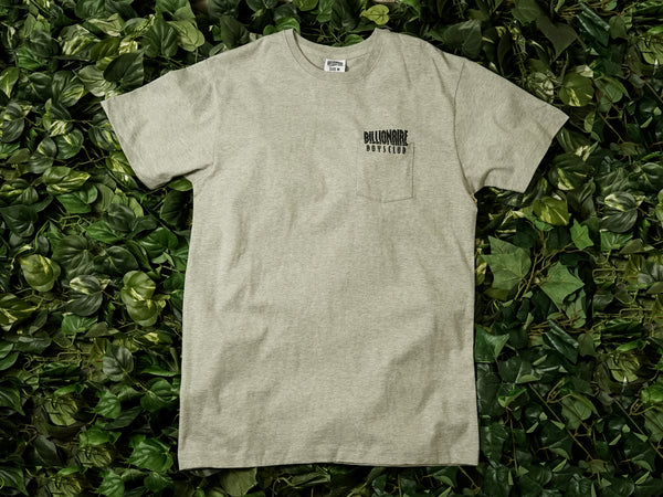 Men's Billionaire Boys Club Welcome Tee [891-3210-GRY]