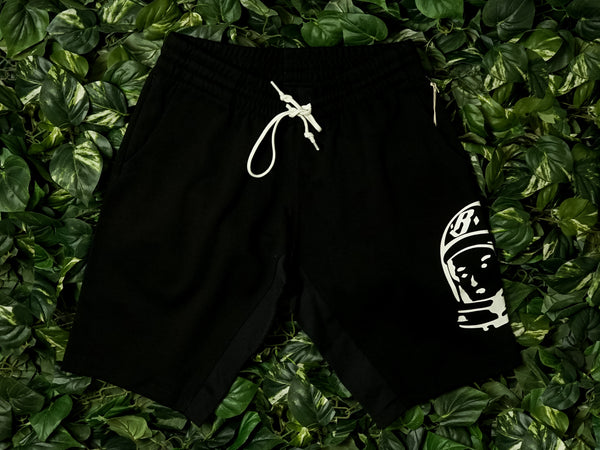 Men's Billionaire Boy's Helmet Shorts [891-4100-BLK]