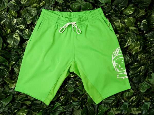 Men's Billionaire Boy's Helmet Shorts [891-4100-GREEN]