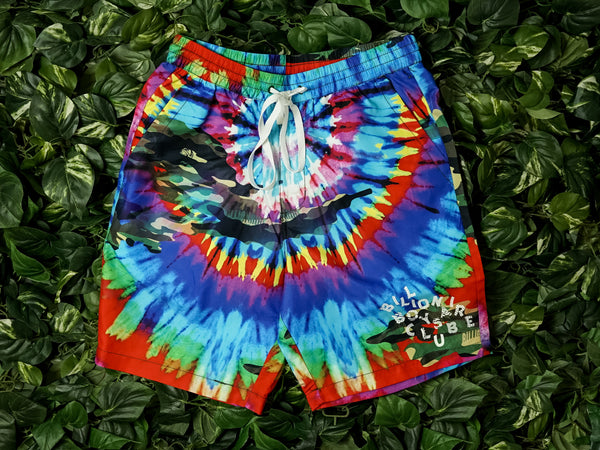 Men's Billionaire Boy's Kaleidoscope Shorts [891-4103-239]