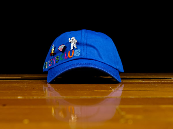 Men's Billionaire Boy's Club Disintegrate Slouch Hat [891-4801-SEA]