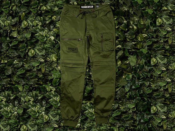 Men's Billionaire Boy's Club Craters Pants [891-6103-GRN]