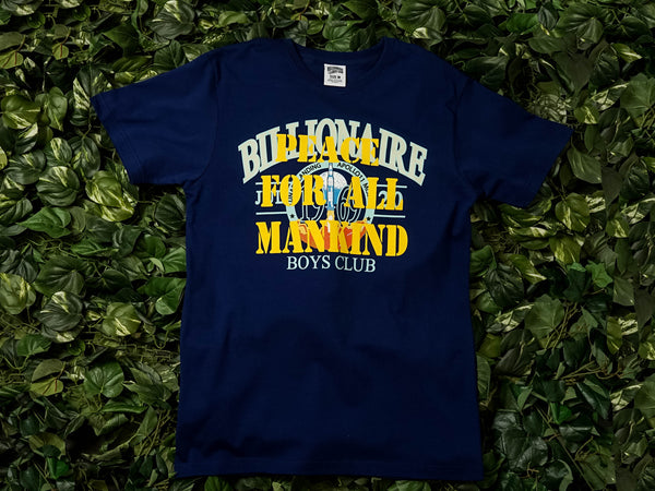 Men's Billionaire Boys Club Lunar S/S Tee [891-6202-BLU]