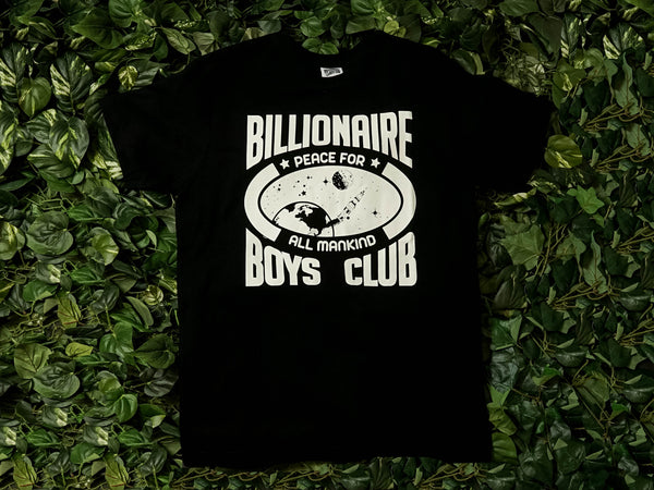 Men's Billionaire Boys Club Mankind S/S Tee [891-6203-BLK]