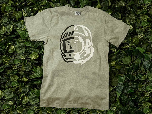 Men's Billionaire Boys Club Spacewalk S/S Tee [891-6207-GRY]