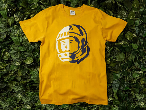 Men's Billionaire Boys Club Spacewalk S/S Tee [891-6207-YLLW]