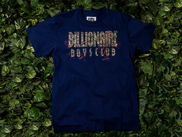 Men's Billionaire Boys Club Constellations S/S Tee [891-6307-BLU]