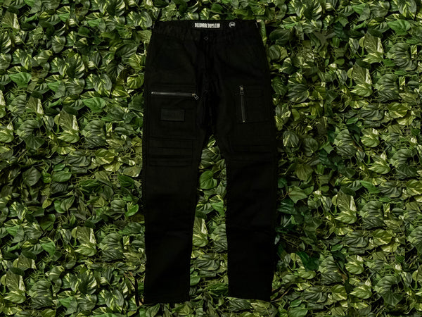 Men's Billionaire Boys Club Cargo Pants [891-7108-BLK]
