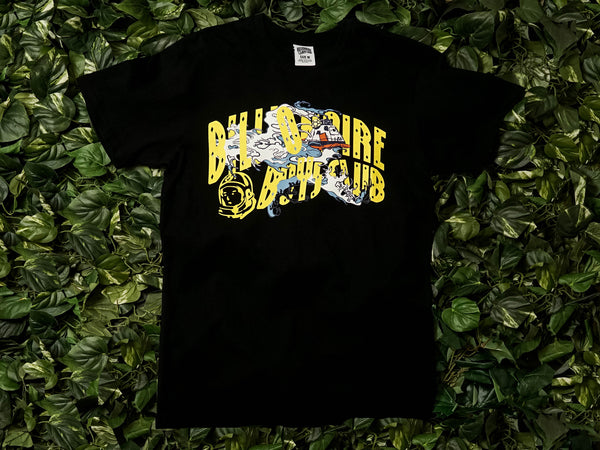 Men's Billionaire Boys Club Recovery S/S Tee [891-7205-BLK]