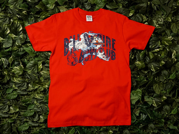 Men's Billionaire Boys Club Recovery S/S Tee [891-7205-HRR]