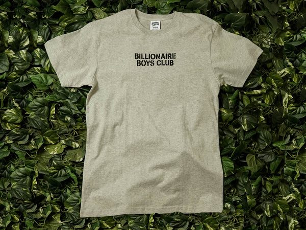 Men's Billionaire Boys Club Tanks S/S Tee [891-7210-GRY]