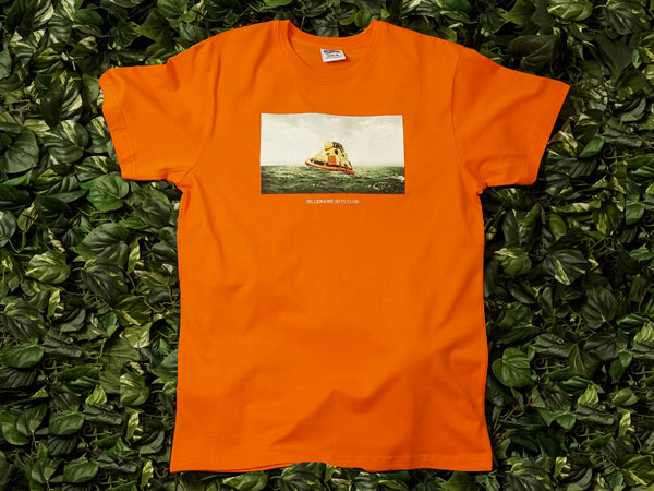 Men's Billionaire Boys Club Stranded S/S Tee [891-7211-GLD]