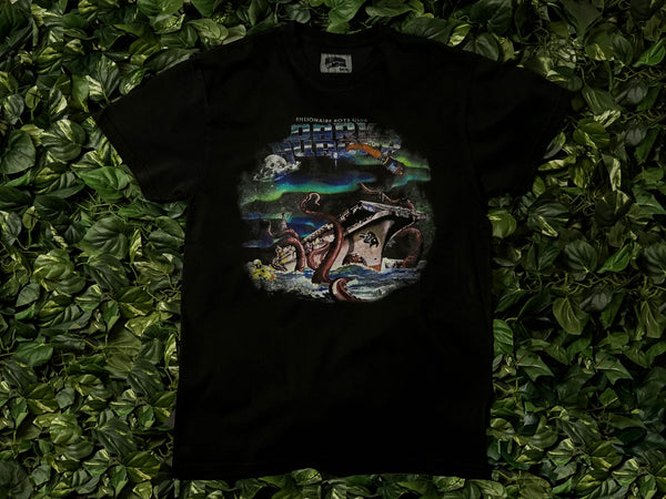Men's Billionaire Boys Dark Aurora S/S Tee [891-7312-BLK]
