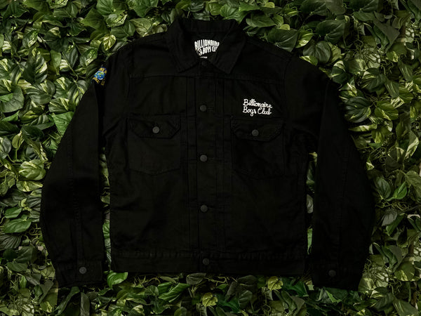 Men's Billionaire Boys Club Explorer Jacket [891-7400-BLK]