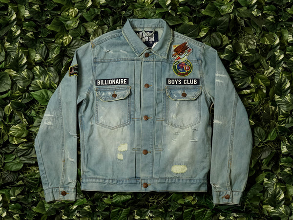 Men's Billionaire Boys Club Moonwalker Jacket [891-7401-OAK]