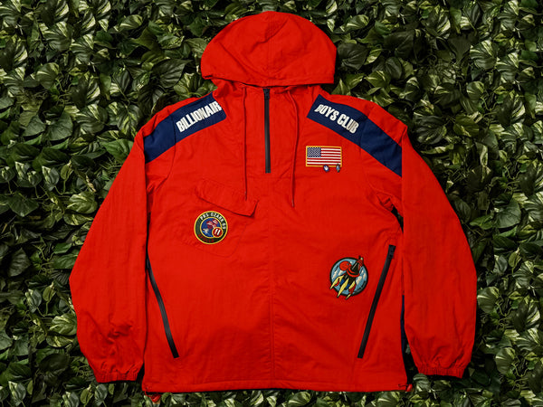 Men's Billionaire Boys Club Tech Jacket [891-7404-HRR]