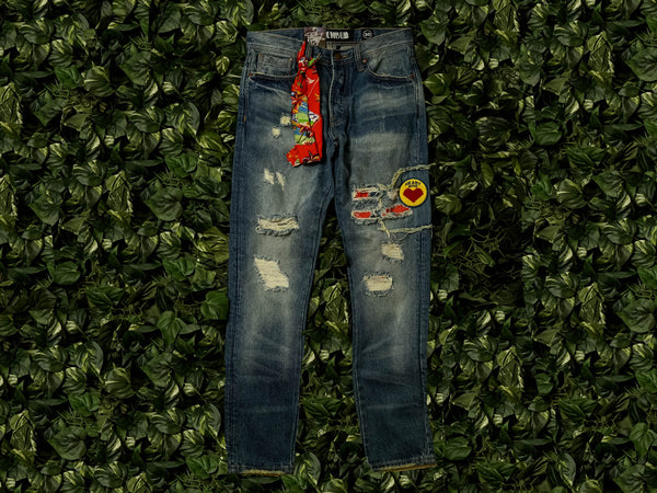 Men's Billionaire Boys Club Rocket Jeans [891-8104]