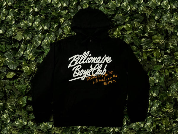 Men's Billionaire Boys Club Mind Hoodie [891-8305-BLK]