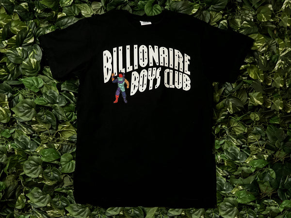 Men's Billionaire Boy's Club Astro Arch S/S Tee [891-9207-BLK]