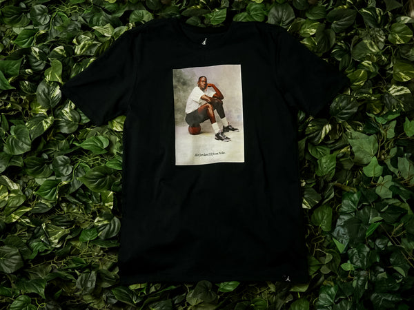 "Men's Air Jordan ""AJ3"" Tee [943934-010]"