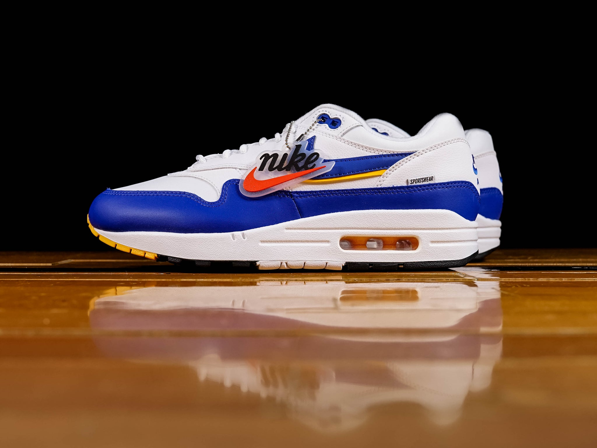 release date: autumn shoes sold worldwide Men's Nike Air Max 1 SE [AO1021-102]