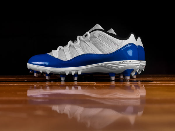 Men's Air Jordan Retro 11 Low TD 'Game Royal' [AO1560-107]