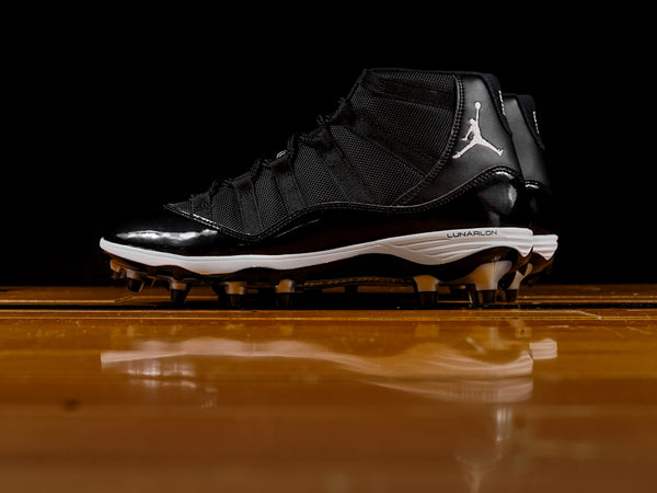 Men's Air Jordan Retro 11 TD Cleat 'Space Jam' [AO1561-011]