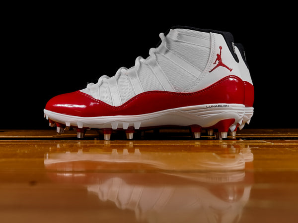 Men's Air Jordan Retro 11 TD Cleat 'Gym Red' [AO1561-101]