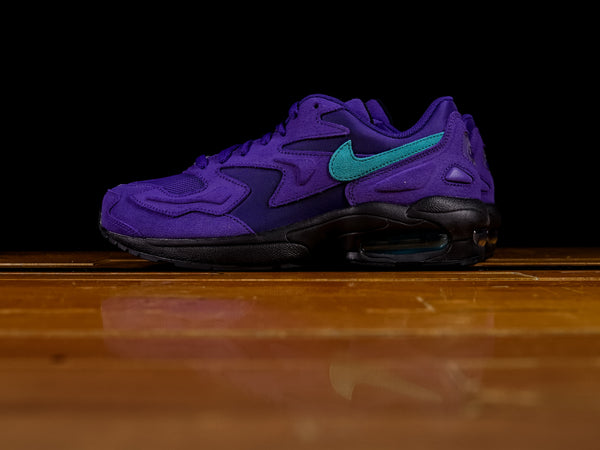 "Men's Nike Air Max 2 Light 'Hornets Away"" [AO1741-500]"