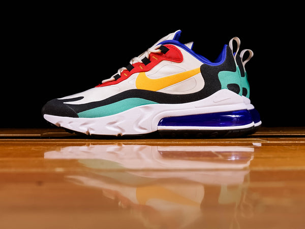 Men's Nike Air Max 270 React 'Bauhaus' [AO4971-002]