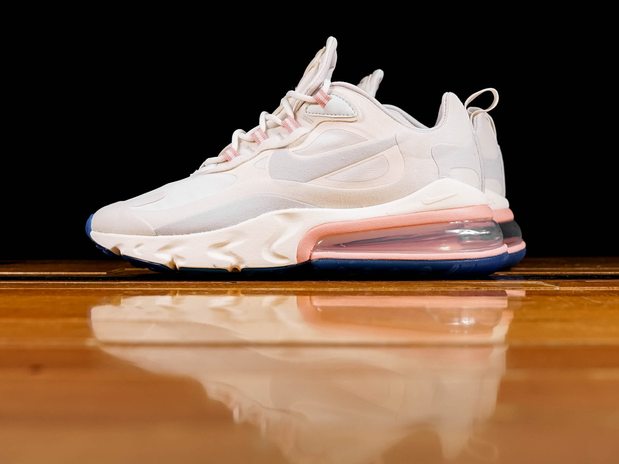 first rate b0c80 a228a Men's Nike Air Max 270 React 'American Modern' [AO4971-100]
