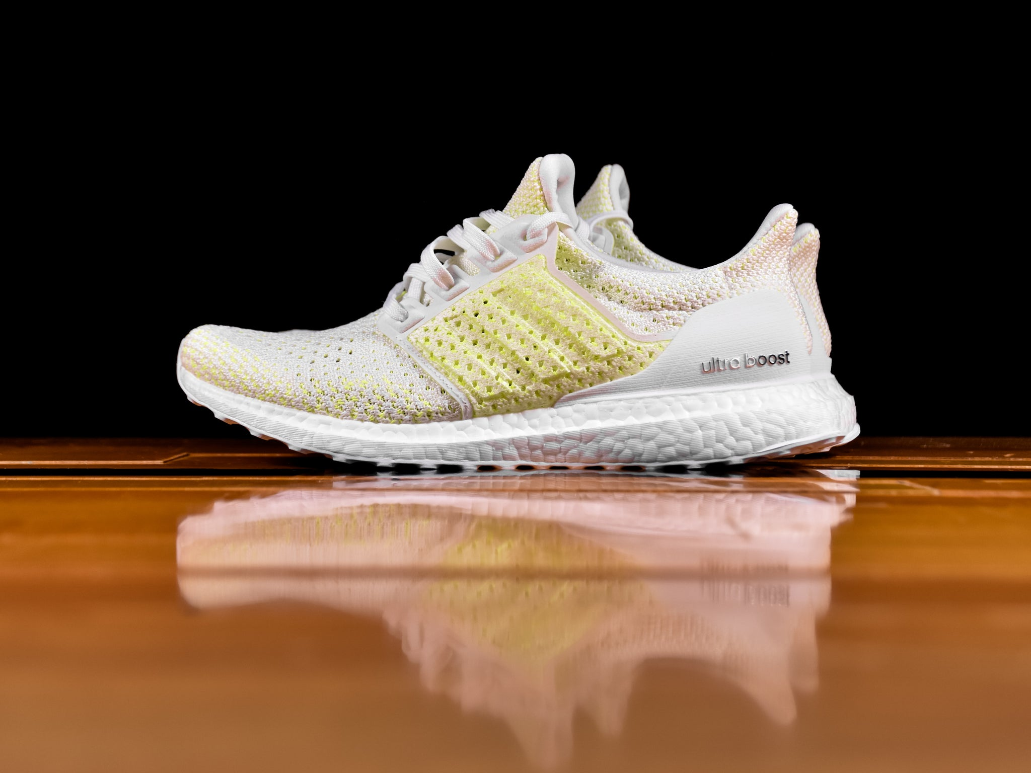 5bf6904496bb7 Men s Adidas Ultra Boost Clima  Solar Yellow